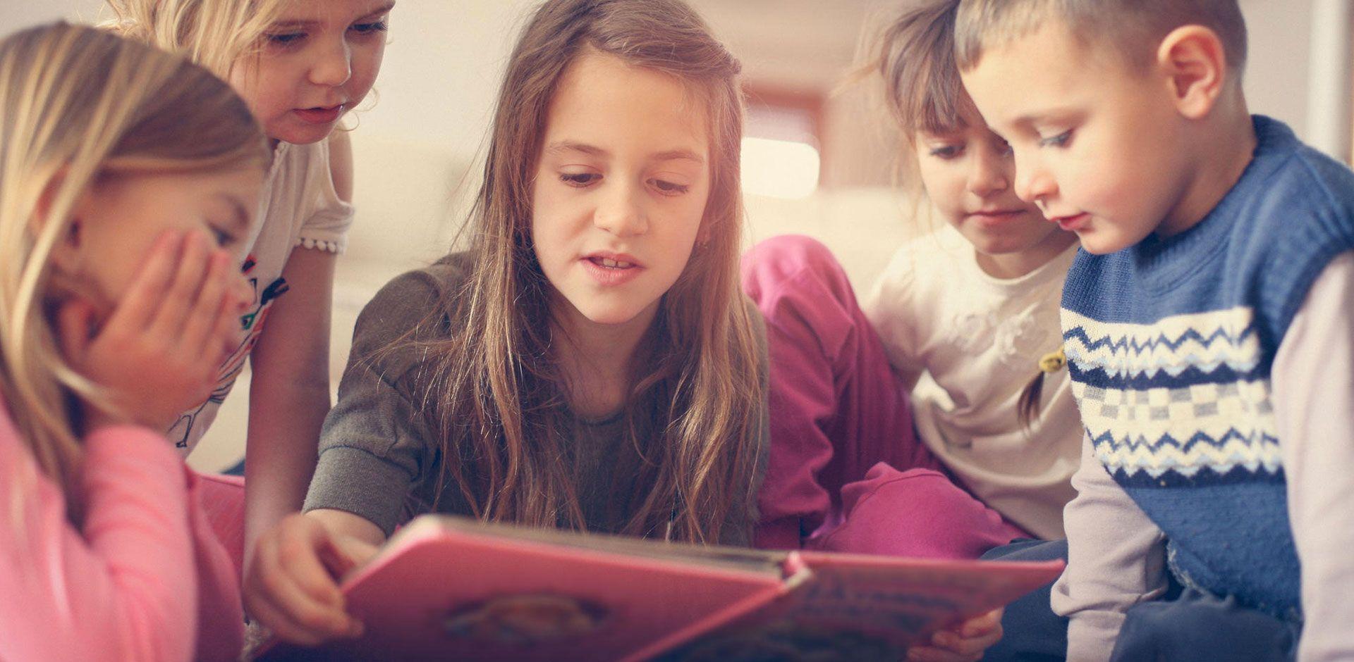 Educar con Cuentos Infantiles
