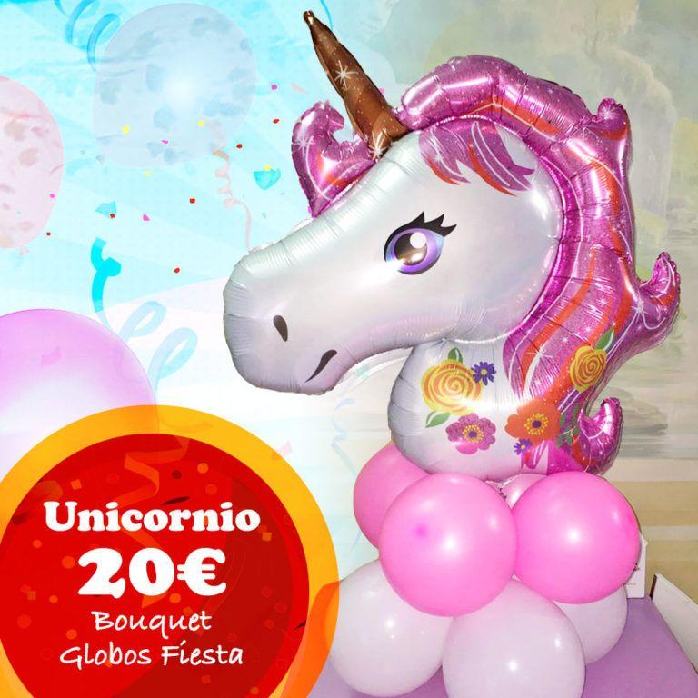 Globo Gigante Unicornio